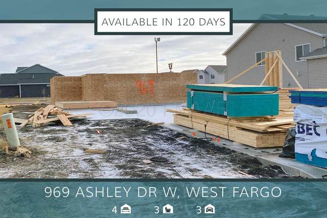 969 Ashley Drive W, West Fargo, ND 58078 (MLS #20-3740) :: RE/MAX Signature Properties