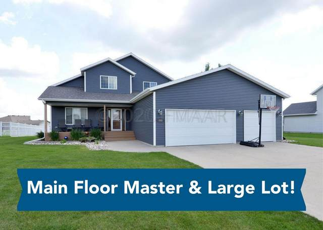 553 38 Avenue W, West Fargo, ND 58078 (MLS #20-4605) :: FM Team
