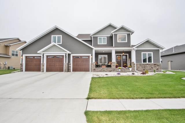 2626 Mcleod Drive E, West Fargo, ND 58078 (MLS #20-975) :: FM Team