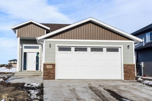 1046 Albert Drive W, West Fargo, ND 58078 (MLS #21-121) :: RE/MAX Signature Properties