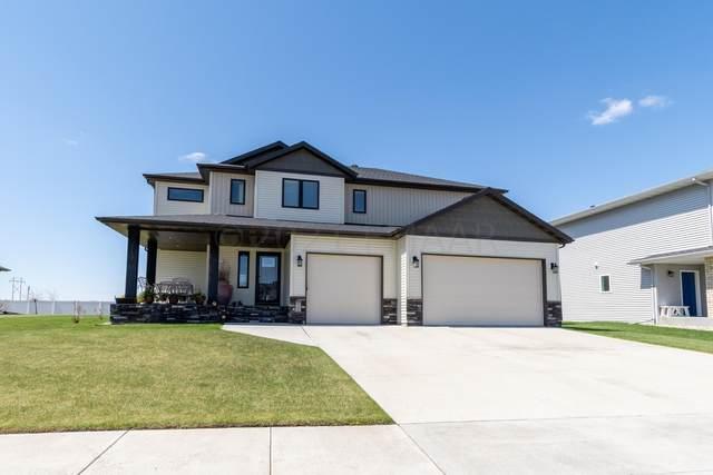 3585 49 Street S, Fargo, ND 58104 (MLS #21-1387) :: RE/MAX Signature Properties