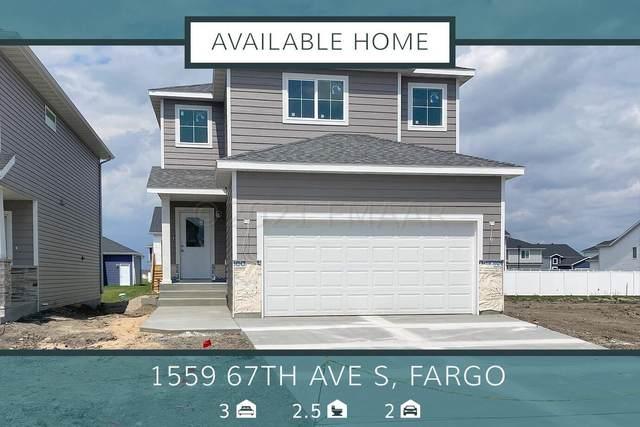 1559 67TH Avenue S, Fargo, ND 58104 (MLS #21-2232) :: FM Team