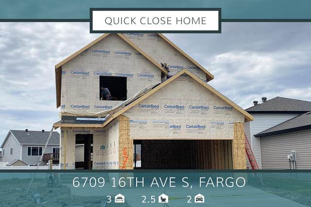 6709 16TH Street S, Fargo, ND 58104 (MLS #21-2525) :: FM Team