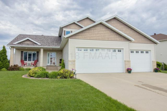 366 Edgewater Drive, West Fargo, ND 58078 (MLS #18-4449) :: FM Team