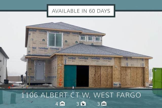 1106 Albert Court W, West Fargo, ND 58078 (MLS #20-3986) :: RE/MAX Signature Properties