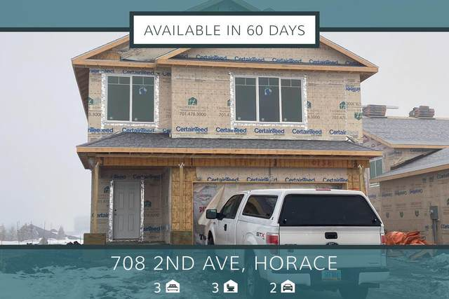 708 2 Avenue, Horace, ND 58047 (MLS #20-4829) :: RE/MAX Signature Properties