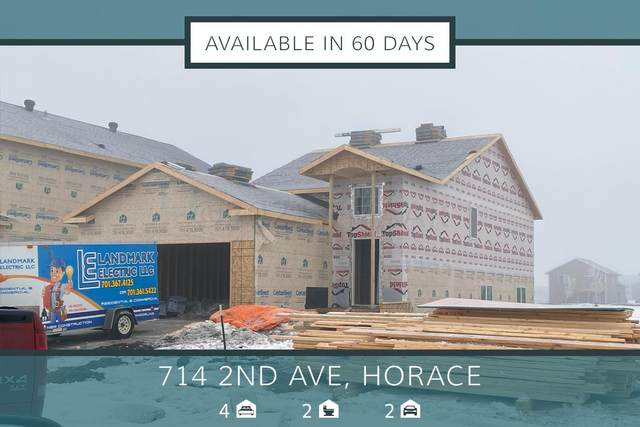 714 2 Avenue, Horace, ND 58047 (MLS #20-4763) :: RE/MAX Signature Properties