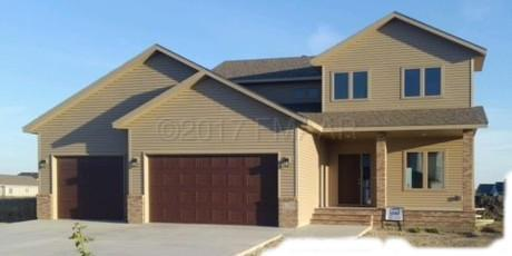 1158 Brooks Drive W, West Fargo, ND 58078 (MLS #17-6018) :: FM Team