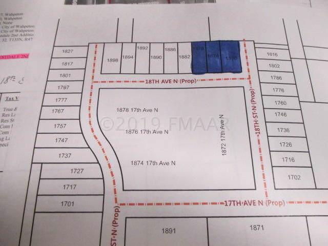 1886 18TH Avenue N, Wahpeton, ND 58075 (MLS #20-269) :: FM Team