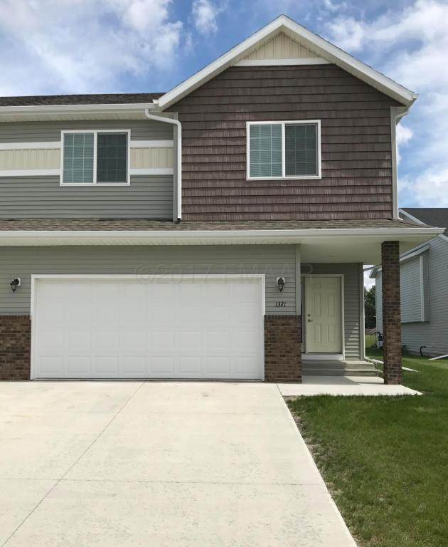1321 12 Street W, West Fargo, ND 58078 (MLS #17-4401) :: FM Team