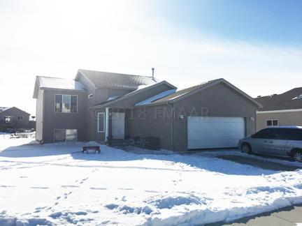 3532 Eagle Run Drive, West Fargo, ND 58078 (MLS #17-5666) :: FM Team