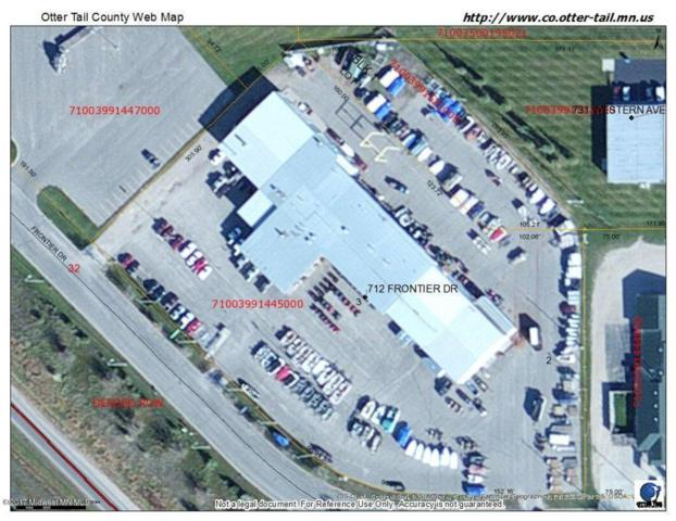 712 Frontier Dr, Fergus Falls, MN 56537 (MLS #20-21365) :: Ryan Hanson Homes Team- Keller Williams Realty Professionals
