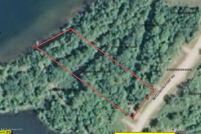 Lot 9 Seclusion Point Road, Dent, MN 56528 (MLS #20-21522) :: Ryan Hanson Homes Team- Keller Williams Realty Professionals