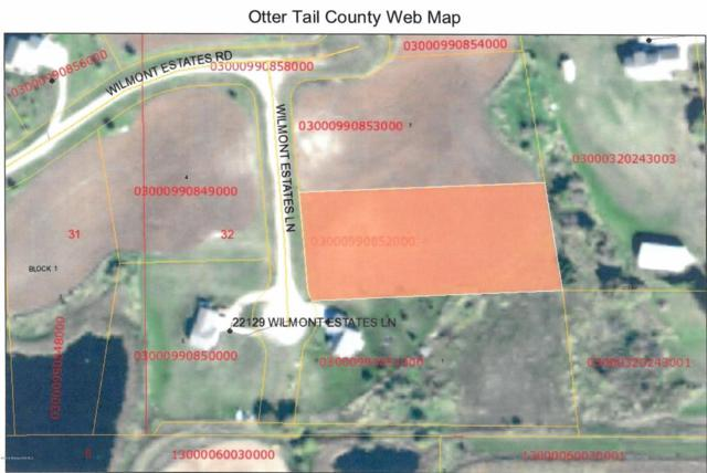 Lot2 Blk2 Wilmont Estates Lane, Fergus Falls, MN 56537 (MLS #20-22244) :: Ryan Hanson Homes Team- Keller Williams Realty Professionals