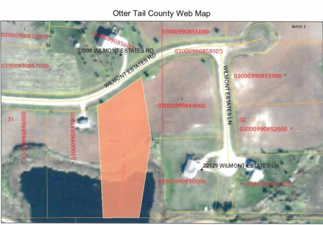 Lot3 Blk1 Wilmont Estates Road, Fergus Falls, MN 56537 (MLS #20-22245) :: Ryan Hanson Homes Team- Keller Williams Realty Professionals