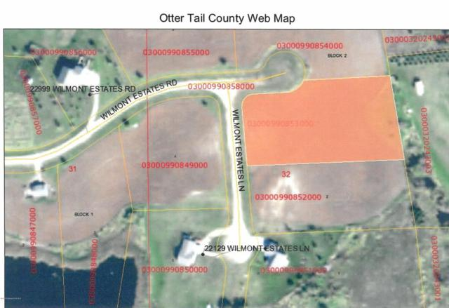 Lot3 Blk2 Wilmont Estates Lane, Fergus Falls, MN 56537 (MLS #20-22265) :: Ryan Hanson Homes Team- Keller Williams Realty Professionals