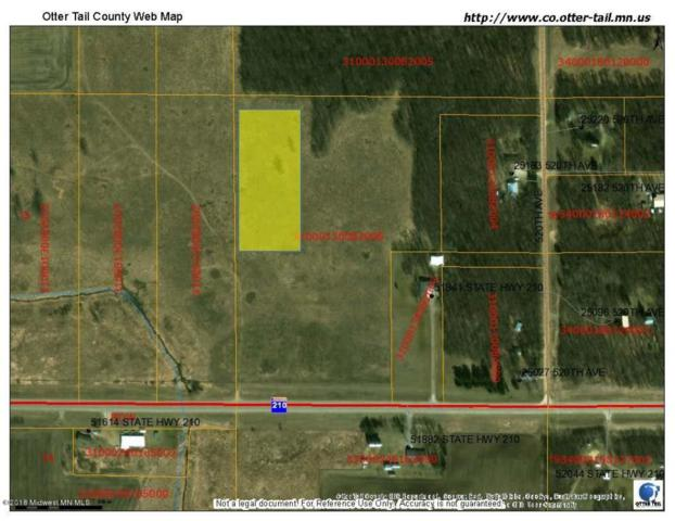 Xxx State Hwy 210, Henning, MN 56551 (MLS #20-23325) :: Ryan Hanson Homes Team- Keller Williams Realty Professionals