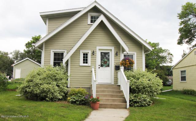 511 W Bancroft Avenue, Fergus Falls, MN 56537 (MLS #20-23998) :: Ryan Hanson Homes Team- Keller Williams Realty Professionals