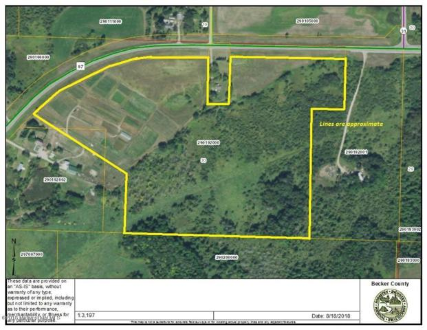 Tbd St Hwy 87, Frazee, MN 56544 (MLS #20-24455) :: Ryan Hanson Homes Team- Keller Williams Realty Professionals
