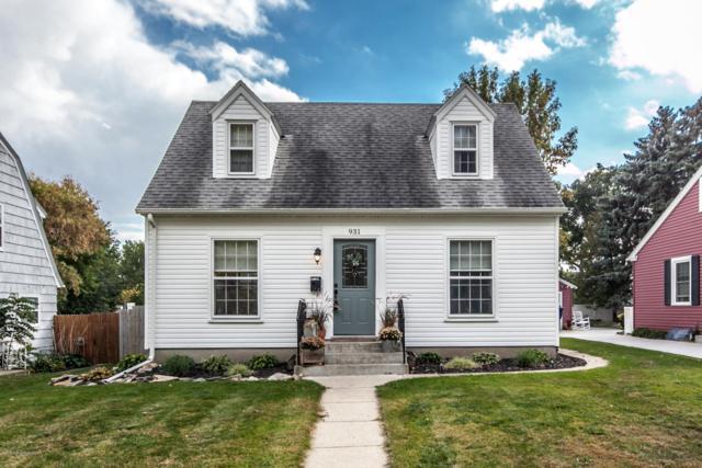 931 W Cavour Avenue, Fergus Falls, MN 56537 (MLS #20-24732) :: Ryan Hanson Homes Team- Keller Williams Realty Professionals