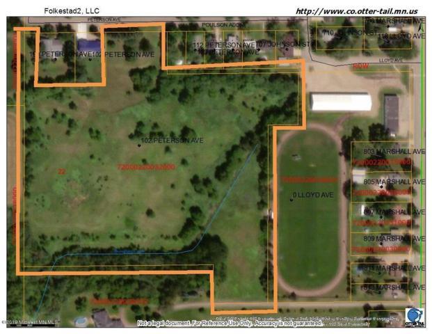 102 Peterson Avenue, Henning, MN 56551 (MLS #20-27307) :: Ryan Hanson Homes- Keller Williams Realty Professionals