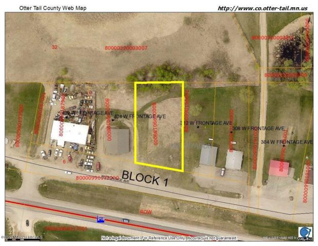 Lot 3 Frontage Avenue W, Underwood, MN 56586 (MLS #20-27527) :: Ryan Hanson Homes- Keller Williams Realty Professionals