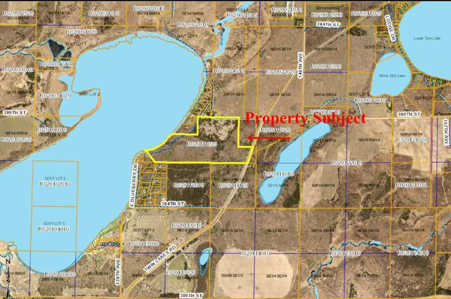Tbd Twin Lakes Road, Menahga, MN 56464 (MLS #20-29210) :: Ryan Hanson Homes- Keller Williams Realty Professionals