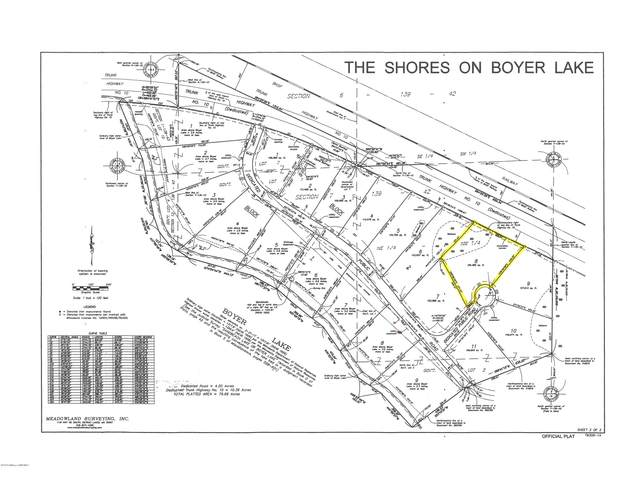 Lot 8 Blk2 S The Shores On Boyer Lake, Lake Park, MN 56554 (MLS #20-29409) :: Ryan Hanson Homes- Keller Williams Realty Professionals