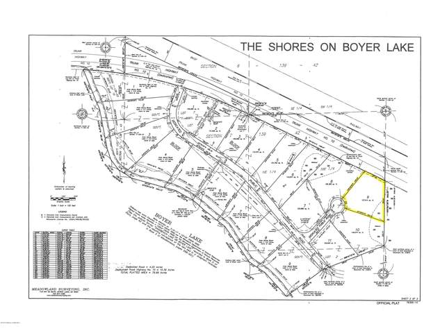 Lot 9 Blk2 The Shores On Boyer Lake S, Lake Park, MN 56554 (MLS #20-29410) :: Ryan Hanson Homes- Keller Williams Realty Professionals