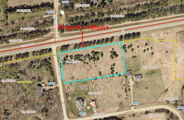 Tbd Gateway Lane, Akeley, MN 56433 (MLS #20-29448) :: FM Team