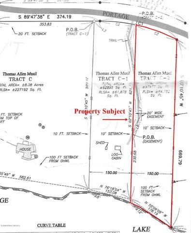 Tbd2 Far Portage Drive, Park Rapids, MN 56470 (MLS #20-29603) :: Ryan Hanson Homes- Keller Williams Realty Professionals