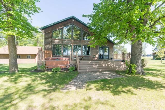 43260 Round Lake Drive, Ottertail, MN 56571 (MLS #20-30408) :: Ryan Hanson Homes- Keller Williams Realty Professionals