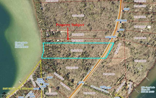 Tbd County 7, Park Rapids, MN 56470 (MLS #20-31945) :: Ryan Hanson Homes- Keller Williams Realty Professionals