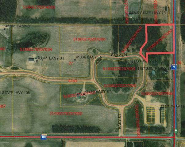 Lot A Easy Lane, Perham, MN 56573 (MLS #20-32405) :: Ryan Hanson Homes- Keller Williams Realty Professionals