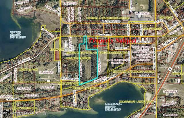 Tbd Main Street, Nevis, MN 56467 (MLS #20-32442) :: Ryan Hanson Homes- Keller Williams Realty Professionals