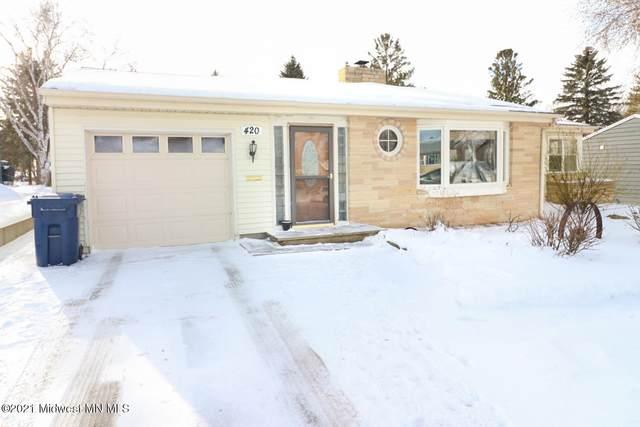 420 E St Charles Avenue, Fergus Falls, MN 56537 (MLS #20-32564) :: Ryan Hanson Homes- Keller Williams Realty Professionals