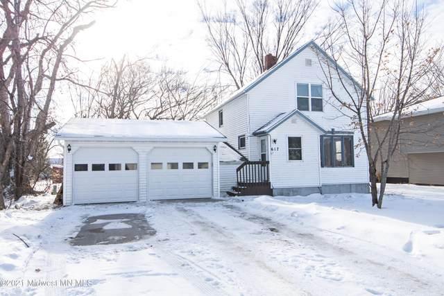 617 Elizabeth Street, Hawley, MN 56549 (MLS #20-32612) :: Ryan Hanson Homes- Keller Williams Realty Professionals