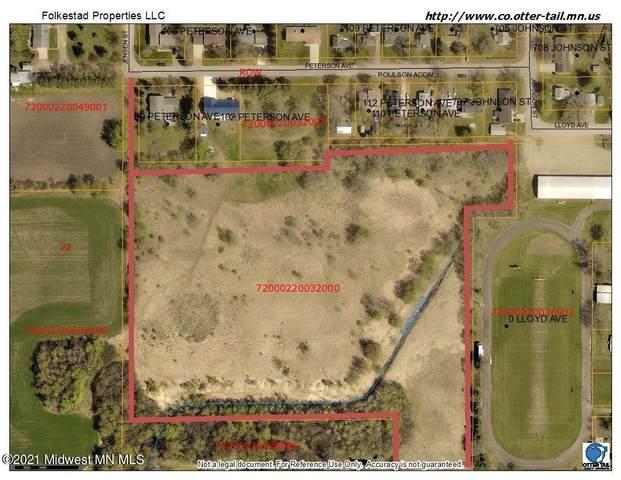 102 Peterson Avenue, Henning, MN 56551 (MLS #20-32816) :: Ryan Hanson Homes- Keller Williams Realty Professionals