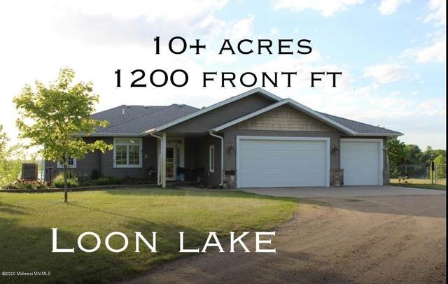 45583 Priebs Park Trail, Vergas, MN 56587 (MLS #20-33123) :: Ryan Hanson Homes- Keller Williams Realty Professionals