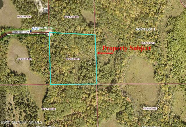 Tbd Gunflint Drive, Park Rapids, MN 56470 (MLS #20-33176) :: Ryan Hanson Homes- Keller Williams Realty Professionals