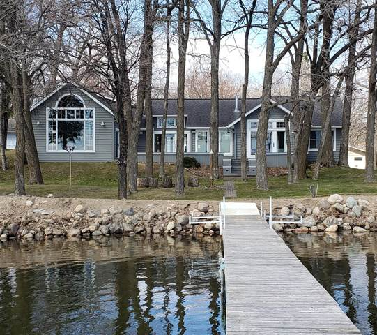 935 N Shore Drive, Detroit Lakes, MN 56501 (MLS #20-33268) :: FM Team