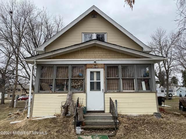 216 1st Street SE, Rothsay, MN 56579 (MLS #20-33298) :: Ryan Hanson Homes- Keller Williams Realty Professionals