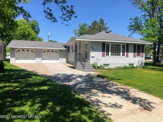 430 4th Avenue SE, Perham, MN 56573 (MLS #20-33759) :: RE/MAX Signature Properties