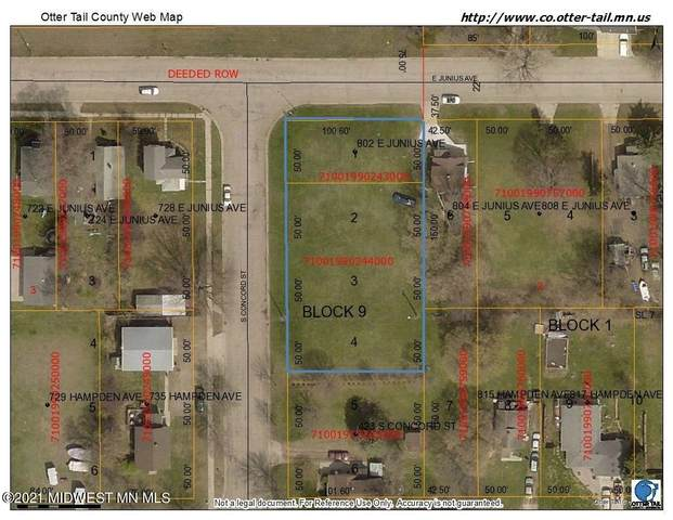 802 E Junius Avenue, Fergus Falls, MN 56537 (MLS #20-34001) :: RE/MAX Signature Properties