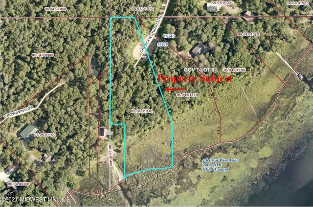 Tbd Crescent Ridge Trail, Nevis, MN 56467 (MLS #20-34105) :: Ryan Hanson Homes- Keller Williams Realty Professionals