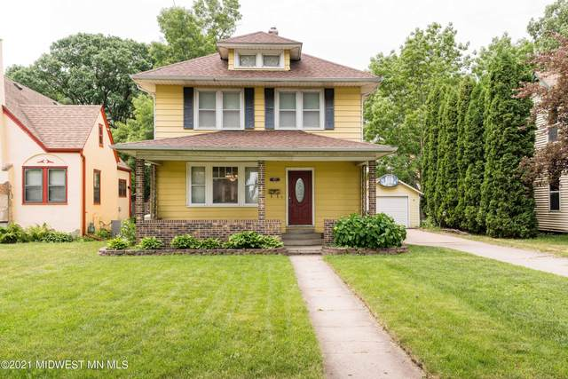 837 N Union Avenue, Fergus Falls, MN 56537 (MLS #20-34131) :: Ryan Hanson Homes- Keller Williams Realty Professionals