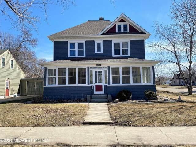 622 2nd Street SW, Wadena, MN 56482 (MLS #5749475) :: Ryan Hanson Homes- Keller Williams Realty Professionals