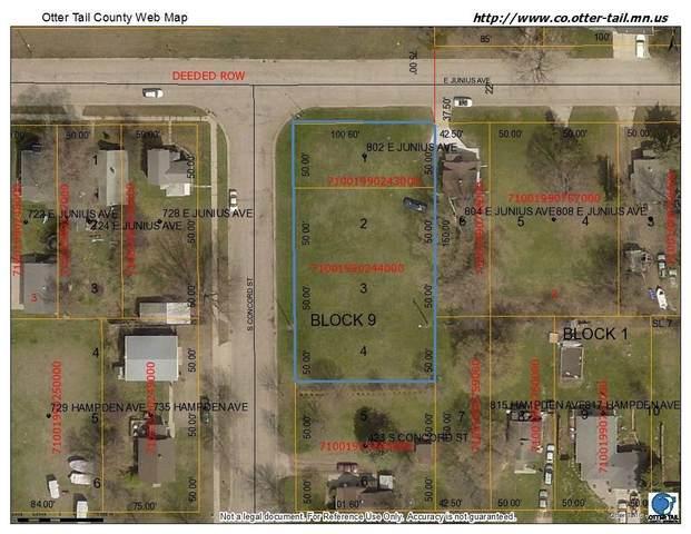 802 E Junius Avenue, Fergus Falls, MN 56537 (MLS #6004496) :: Ryan Hanson Homes- Keller Williams Realty Professionals