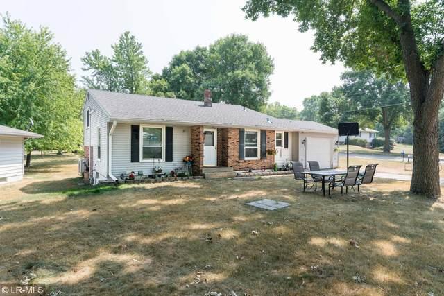 1410 Terrace Drive, Fergus Falls, MN 56537 (MLS #6076860) :: Ryan Hanson Homes- Keller Williams Realty Professionals
