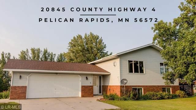 20845 County Highway 4, Pelican Rapids, MN 56572 (MLS #6097946) :: RE/MAX Signature Properties